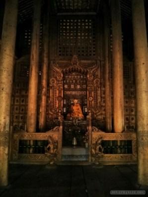 Mandalay - Shwenandaw Kyaung 5