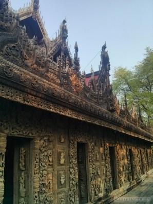 Mandalay - Shwenandaw Kyaung 6