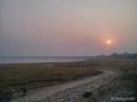 Mandalay - Taung Tha Man lake