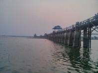 Mandalay - U Bien Bridge 1