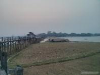 Mandalay - U Bien Bridge 4