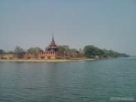 Mandalay - around Mandalay palace 1