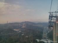 Maokong - gondola view 2