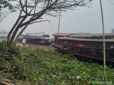 Mekong boat tour - boat