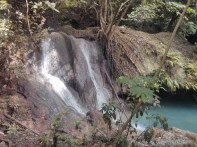 Moalboal - Kawasan water falls 3