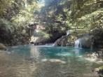 Moalboal - Kawasan water falls 6