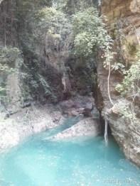 Moalboal - Kawasan water falls hike 3