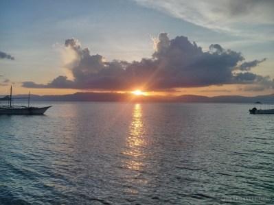 Moalboal - sunset beach 2