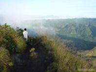 Mount Batur - mountain trail 2