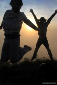Mount Batur - sunrise fun 6