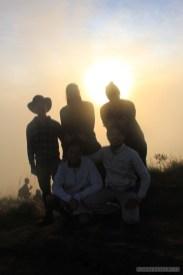 Mount Batur - sunrise fun 9