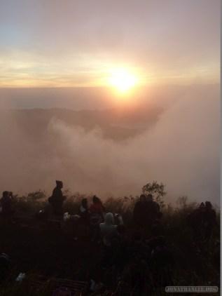 Mount Batur - sunrise scenery 10