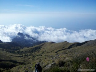Mount Rinjani - first day scenery 10