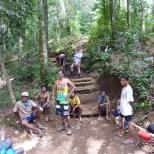 Mount Rinjani - porters 1