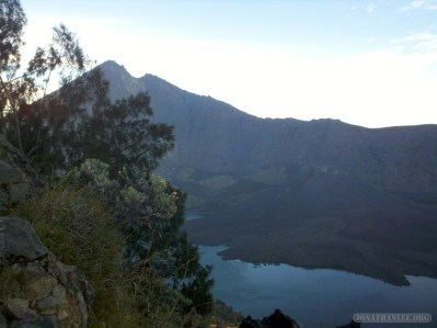 Mount Rinjani - second day 2