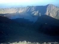 Mount Rinjani - summit view 3