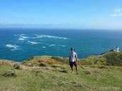 NZ North Island - Cape Reinga portrait