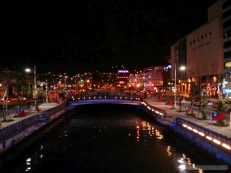 Night Market - Keelung nightscape