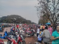 Nong Khai - Sunday walking market 1