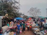 Nong Khai - Sunday walking market 2