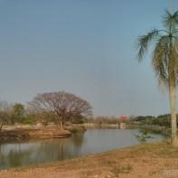 Nong Khai - public park