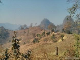 Pang Mapha - caving trip path 1