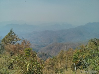 Pang Mapha to Mae Hong Son - view 1