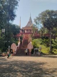 Phnom Penh - Wat Phnom