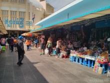 Phnom Penh - central market 2