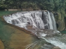 Pingxi - Shifen waterfall 2