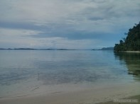 Port Barton - beach 2