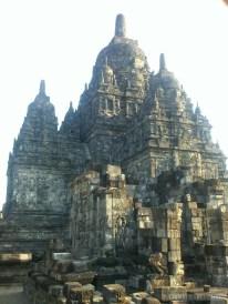 Prambanan - Candi Sewu landscape 4
