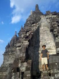 Prambanan - Candi Sewu portrait 1