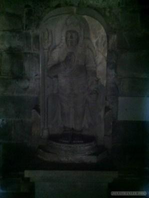 Prambanan - inside temple 2