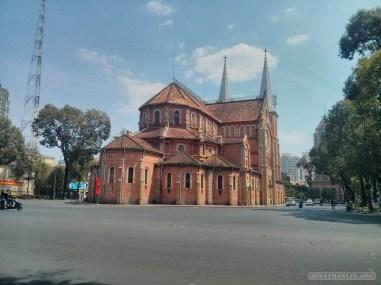 Saigon - Notre Dame cathedral 1