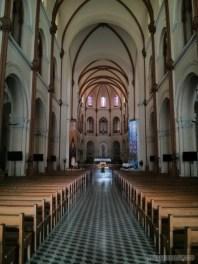 Saigon - Notre Dame inside