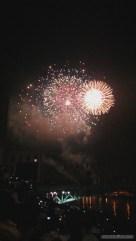 Saigon during Tet - fireworks 6
