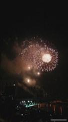 Saigon during Tet - fireworks 9