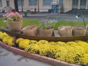 Saigon during Tet - flower street 31