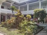 Saigon - reunification palace courtyard