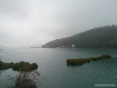 Sun Moon Lake - scenery 1