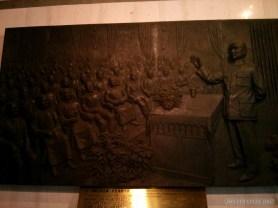 Sun Yat-Sen memorial - mural