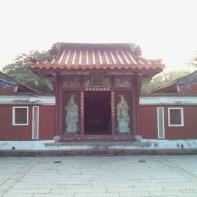 Tainan - Wufei temple 2
