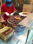 Taipei - Tamsui snacks