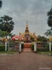 Vientiane - Pha That Luang 1
