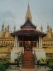 Vientiane - Pha That Luang inside 1