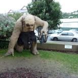 WETA Cave - Troll 1