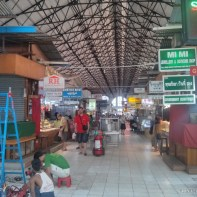 Yangon - Bogyoke market 1