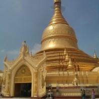 Yangon - Maha Wizaya Pagoda 2