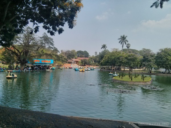 Yangon - People's Park 4